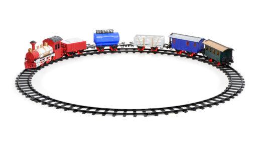 【面白いのを厳選】電車のおもちゃの人気おすすめ10選 | アンパンマンやプラレールも!