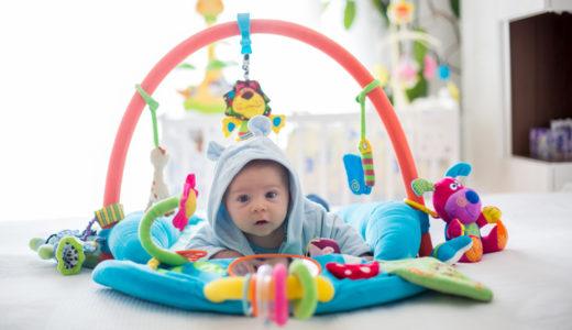 【安全なのはどれ?】赤ちゃん用プレイマットの選び方と人気おすすめ商品10選