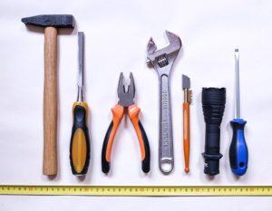 組み立て道具