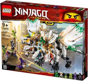 レゴ ニンジャゴー 究極のウルトラ・ドラゴン:アルティメルス 70679