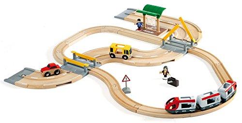 人気木製おもちゃメーカーBRIOの特徴と人気おすすめ商品10選
