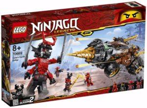 レゴ ニンジャゴー コールのアースドリラー 70669