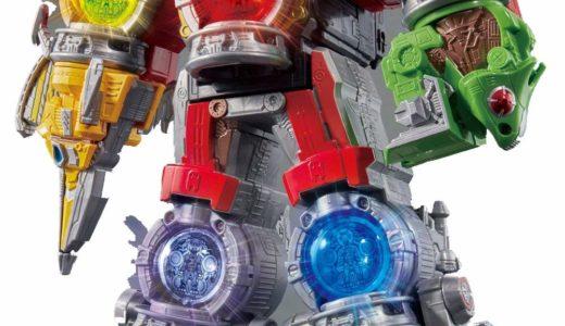 【厳選】キュウレンジャーの人気のおもちゃ10選とその特徴を解説