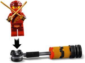 レゴ ニンジャゴー ニンジャの修行 70680