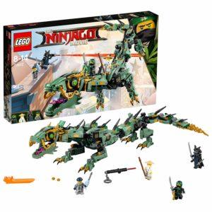 レゴ ニンジャゴー ゴールデン・ドラゴン 70666