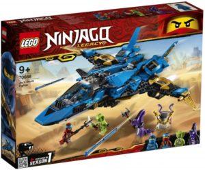 レゴ ニンジャゴー ジェイのイナズマファイター 70668