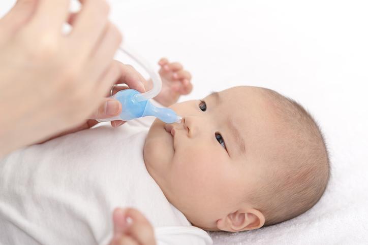 赤ちゃん鼻水