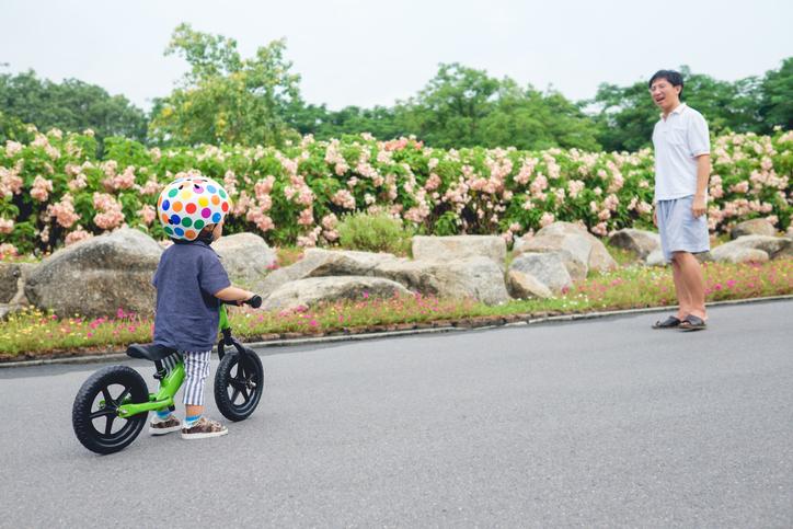 ストライダー ヘルメット