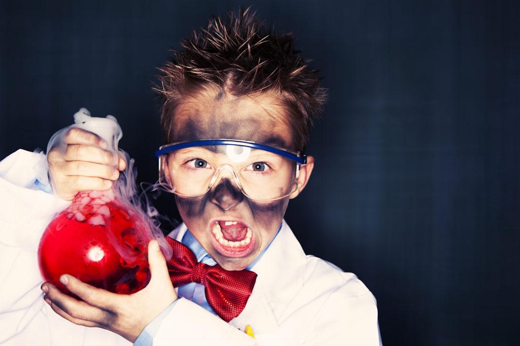 科学のおもちゃ