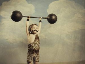 子供 筋肉 体幹