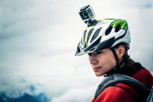 ロードバイク用カメラ