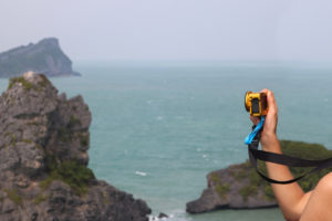 登山カメラ