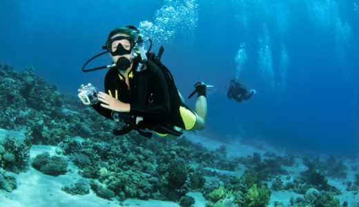 【釣りやダイビングに!】水中カメラの選び方と人気おすすめ10選【最新版】
