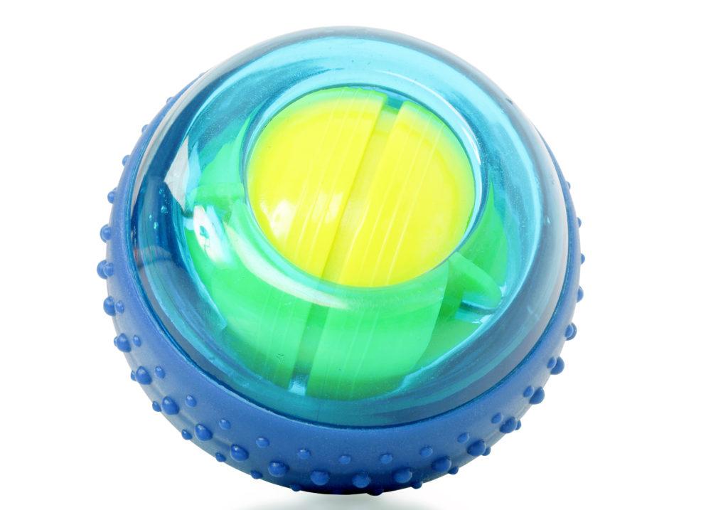 握力ボール