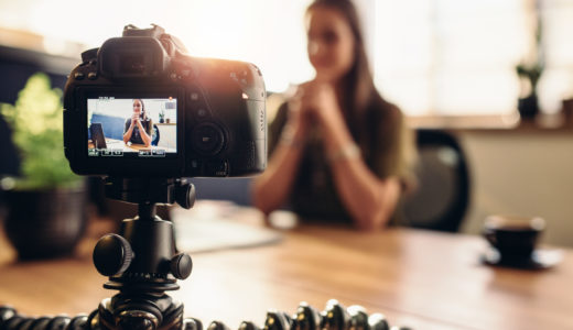 Youtuber用カメラの選び方と人気おすすめモデルランキング10選【2020年最新版】