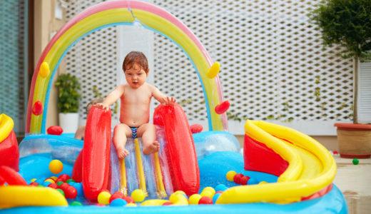 家庭用滑り台付きプールの人気おすすめ10選!室内用から大型のものまでご紹介!