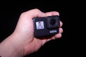 GoPro マイクアダプターの使い方