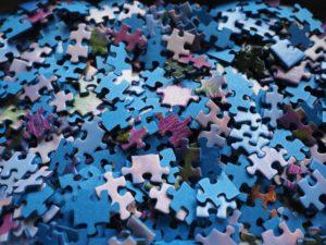 ジクソーパズルの効果3.子供の想像力を高める