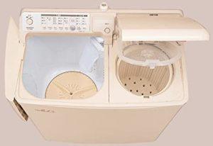 3.二槽式洗濯機