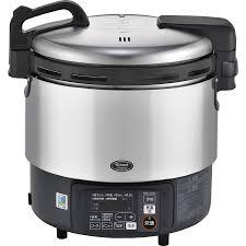 4.ガス炊飯器