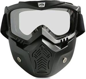 2.ゴーグルタイプマスク