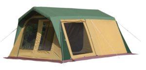 7.ロッジ型テント