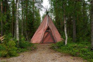 1.テントの大きさ