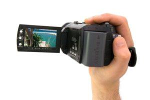 3.ビデオカメラ