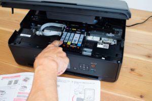 種類1.インクジェットプリンター