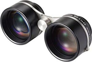種類1.ガリレオ式双眼鏡