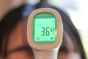 種類1.実測式体温計