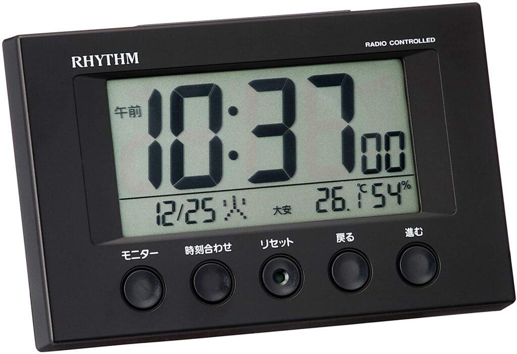 【起きやすい!】おすすめ目覚まし時計の人気ランキングTOP10